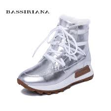 <b>BASSIRIANA new winter</b> casual shoes with thick soles, ladies ...