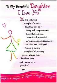 My Beautiful Daughter Quotes Best Of To My Beautiful Daughter Message For My Daughter Pinterest