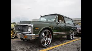 Debo's Customs : LS powered 1972 Chevrolet K5 Blazer on 26