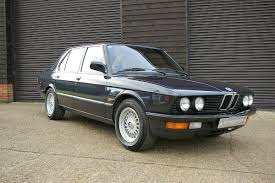 All BMW Models 1987 bmw 528i : Used BMW 5 Series [Pre-89] cars for sale with PistonHeads