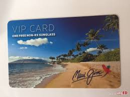 maui jim vip gift card up to 349 00 value sungles