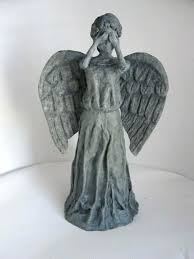 weeping angels garden statues angel garden statues graphics and comments weeping angel