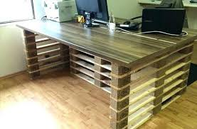 homemade office desk. Beautiful Office Homemade Office Desk Amazing DIY GIANT HOME OFFICE DESK In 8  For 0
