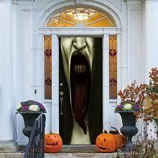 Halloween Door Stickers Blood Basin Big ...