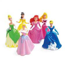 Disney Princess Cake Topper Build A Birthday