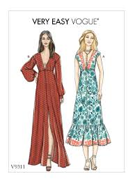 Vogue Pattern Inspiration Vogue 48