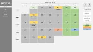 Task Manager Excel Template Excel Perpetual Calendar Task Manager Template