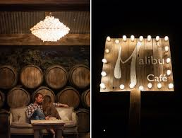 photos by mikkel night time couple s session at malibu cafe on calamigos ranch california