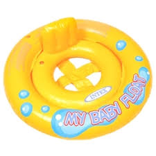 «<b>Надувной круг Intex</b> Круг надувной <b>My</b> Baby Float ...