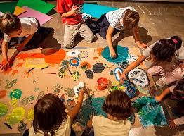 Image result for el arte y los niños