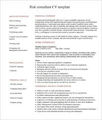 It Consultant Resume Sample Free 5 Consultant Resume Samples In Pdf Word Psd
