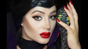 angelina jolie maleficent makeup tutorial disney s
