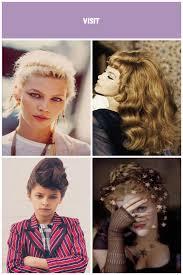 Fashion Week Glam hair and ardorment