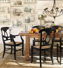 black dining room chairs for beautiful design ideas decorations 4