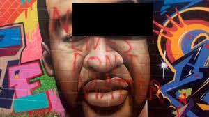 George Floyd mural in downtown Houston ...