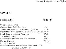 SOLUTION MANUAL SI UNIT PROBLEMS CHAPTER 9 SONNTAG BORGNAKKE VAN ...