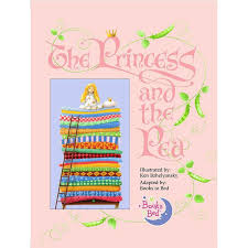 princess and the pea book. Books To Bed Princess And The Pea Book