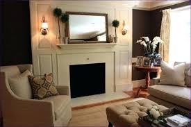faux fireplace for um size of living custom fireplace surround faux fireplace mantel what to