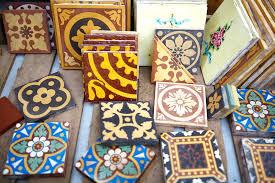 floor tiles encaustic canada tiles pattern from per encaustic