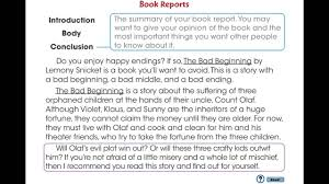 how to write a book report cc7105 how to write a book report book reports mini youtube