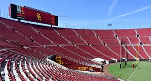 Take A Look At Some Of The New Usc Coliseum Upgrades