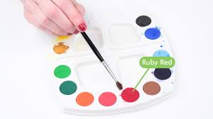 Colors To Mix To Make Light Brown How To Mix Paint To Make The Colour Pink 9 Steps With