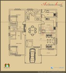 1200 sq ft house plans 2 bedroom fresh kerala style 3 bedroom single floor house plans image