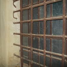 Fenstergitter Der Besondere Einbruchschutz Die Schlosserzeitung