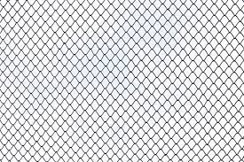 chain link fence background.  Fence Steel Wire Mesh On White Background Isolated Stock Photo And Chain Link Fence Background
