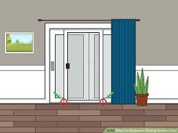 how to remove sliding door panel on dodge caravan 2010 a screen 9 steps with pictures fixing sliding door