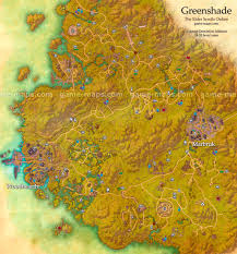 greenshade map the elder scrolls online game maps com Eso Map greenshade zone map the elder scrolls online eso maps, guides & walkthroughs eso map guide