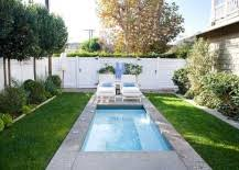 With concepts such as 'staycation' becoming even more popular nowdays, small  pools have definitely made way into more and more urban backyards.