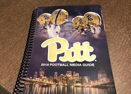 First Look 2018 Pitt Roster Depth Chart Pittsburgh