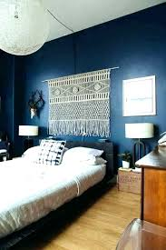 dark blue bedroom walls. Blue Walls Bedroom Dark With