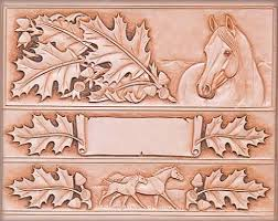 Leather Templates Craftaids Leathercraft Pattern Template Standing Bears Trading Post