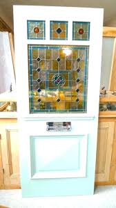 stained glass front doors style three over one panel door entry sidelights do style 2 panel stained glass front door