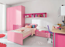 Pink Girls Bedroom Girls Bedroom Cute Picture Of Pink Modern Girl Bedroom Decoration