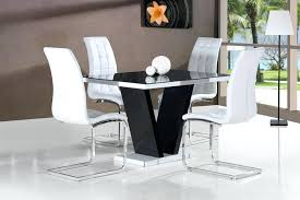black gloss round dining table high gloss grey glass top designer cm dining set 4 grey white chairs black gloss dining table uk