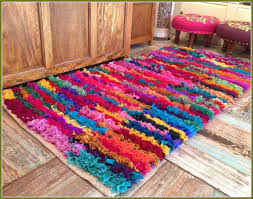rag rugs cotton rag rugs from india home design ideas