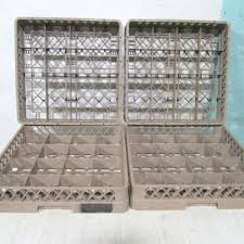commercial dishwasher racks with cover canada wine glass