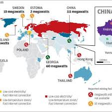 Use this map to help find bitcoin atm locations. China May Curb Electricity For Bitcoin Miners Will Prices Tank