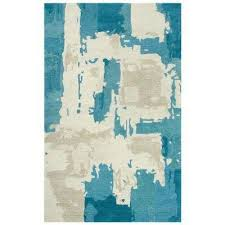 vogue gray 10 ft x 13 ft abstract area rug