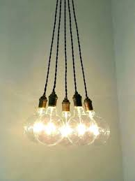 bulb pendant light industrial 3