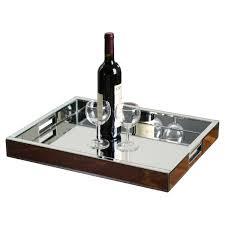 Decorative Glass Trays Mirrored Trays You'll Love Wayfair 54