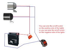 wiring diagram for boat flood light car spotlight wiring diagram how to wire multiple led light bars at Led Spotlights Wiring Harness