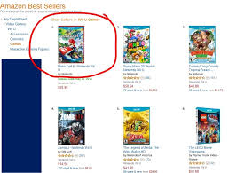 Mario Kart 8 Becomes Wii Us Best Seller On Amazon Passes