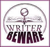 writer beware acirc reg the blog fake writing jobs realwritingjobs com grab our button