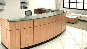 office reception desk furniture. Medical Office Reception Desk Furniture Desks Receptionist Table Intended For Decorating D