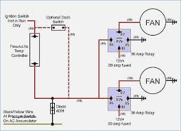 wiring diagram for auto electric fan fasett info Automotive Cooling Fan Wiring Diagram wiring diagram for auto electric fan