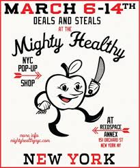reed annex mighty healthy pop up deals and steals